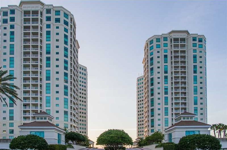 the grande Clearwater Condo