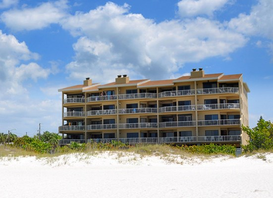 VILLAS OF CLEARWATER BEACH CONDO